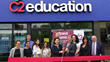 C2 Education Opens New Location in Yonkers, NY with Official Ribbon Cutting by Yonkers Mayor Mike Spano