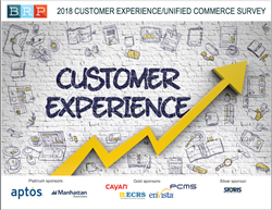 2018 Customer Experience/Unified Commerce Survey