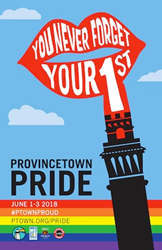 Provincetown's First Official Pride!