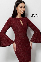 Homecoming Dresses for Fall of 2018 Introduced by JVN Fashions Ltd.