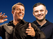 Gary Vaynerchuck, Tony Robbins and Robert Herjavec Speak at Motivational Seminar in Phoenix