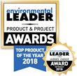 Aeroseal Technology Wins Environmental Leader's 2018 Top Product of The Year And Judge's Choice Awards