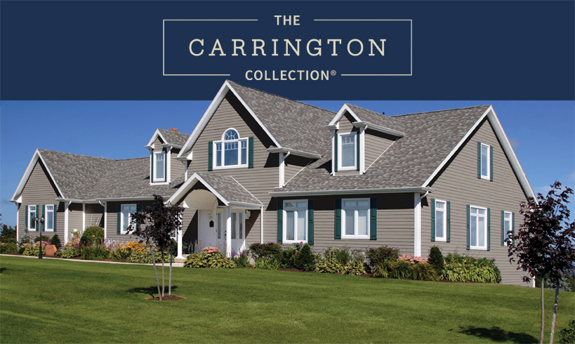 Style Crest Inc Introduces The Carrington Collection
