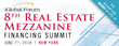 Financial Poise™ Announces Its Media Sponsorship of iGlobal Forum's 8th Real Estate Mezzanine Financing Summit to Be Held on June 7th in New York