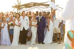 Aruba Tourism Authority's Vow Renewal 2.0 Ceremony