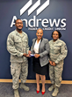 Andrews FCU Sponsors DC National Guard Military Ball