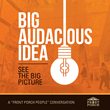 Front Porch Media Launches New Show – Big Audacious Idea