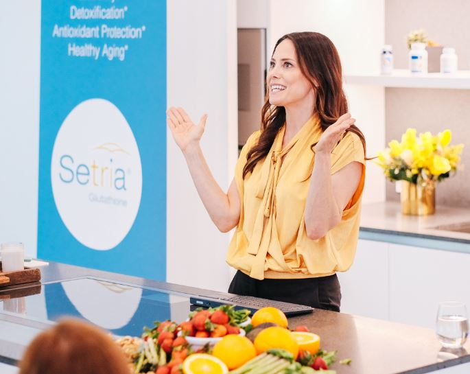Research-based Setria® Glutathione