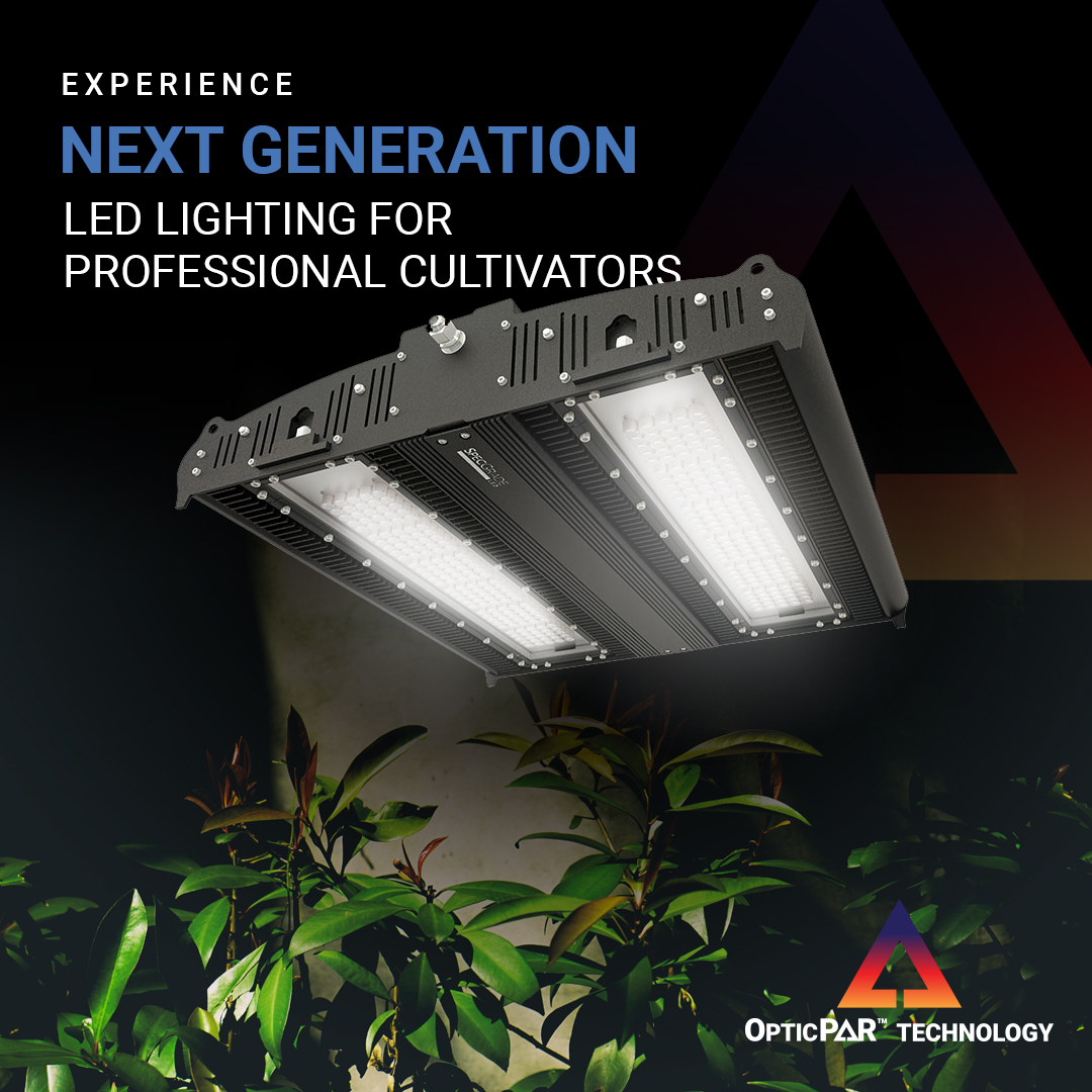 Specgrade Led Introduces Advanced Opticpar Technology With
