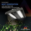 SpecGrade LED Introduces Advanced OpticPAR Technology with LED Grow Lights for Professional Indoor Cultivation