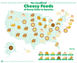 For National Cheese Day, Survey Shows America's Favorite Cheesy Foods