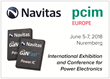 "Navitas Announces ""GaNFast™: The Future is Now"" at Premier European Power Electronics Conference"