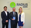 Radius Bank Receives Financial Capability Innovation Award from EVERFI and The Financial Capability Network