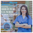 "TravelNurseSource Unveils its 2018 ""Future U.S. Nurse Scholarship"" Selfie Campaign"