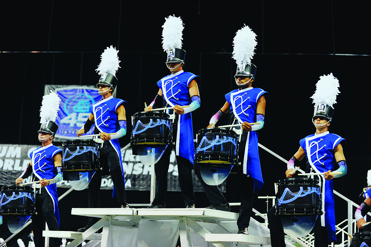 Drum Corps International Presents the 2018 Summer Tour -- 52-day