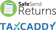 SafeSend Returns and TaxCaddy Announce Partnership to Integrate Tax Return Preparation, Assembly and Delivery Solutions