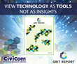 Civicom Commentary in GRIT Report: Combine Digital Transformation with Market Research Skills
