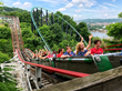 Kennywood Fans Complete 50-Ride Marathon on Thunderbolt