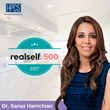 Dr. Sanaz Harirchian of HPCS is Honored with RealSelf 500 Award