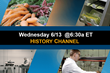 Watch the History Channel on 6/13 For an All-New Episode Of Innovations TV
