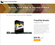 Pixel Film Studios Unveils TransFlip Kinetic for Final Cut Pro X