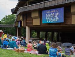 Avitecture's Work on the Filene Center at Wolf Trap National Park