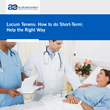 Locum Tenens: How to do Short-Term Help the Right Way – Live Webinar by AudioEducator