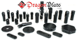 DragonPlate Granted Patent for Modular Carbon Fiber Tube Connector System