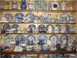 Delft, Spode, Churchill, Blue Willow and more patterns at Abbott Antiques.