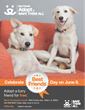 Want to Keep the Warm Fuzzies of Best Friends Day Going?  We Got You: Adopt a Pet from These Great Houston Groups June 8-10