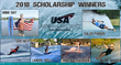USA Water Ski & Wake Sports Foundation Announces 2018 Scholarship Winners