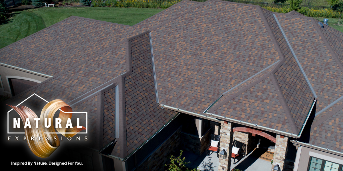 Atlas Roofing Introduces Natural Expressions Shingles