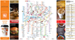 Find your way to the World Cup Matches with this helpful metro map and schedule