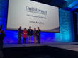 The 2017 Supplier of the Year Award from Gulfstream - Tronair