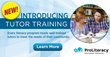ProLiteracy Launches New Online Tutor Training Program