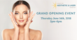 Center for Aesthetic and Laser Medicine to Host Grand Opening June 14th from 3:00-6:00 p.m.