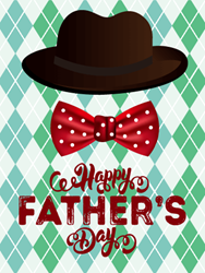 Okwave inc has released more than 100 fathers day greeting cards to a father in style happy fathers day card m4hsunfo
