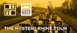 CakeBoxx Containers to Tour the Rhine with Hyster®