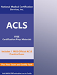 ACLS Practice Exam with Answers Now on Amazon Kindle