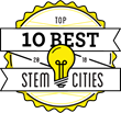 10 Best Cities for STEM Workers in 2018 Announced by Livability.com