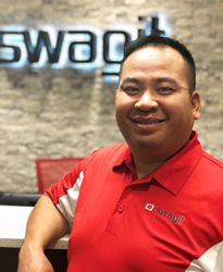Swagit Productions,  southeast territory Account Manager, Swagit growth
