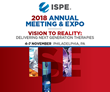 2018 ISPE Annual Meeting & Expo Keynote Speakers Announced