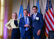 "UNA-USA Honors Chairman Ed Royce with the ""Congressional Leadership Award"" for his Leadership on Global Issues and UN Priorities During Annual Leadership Summit"