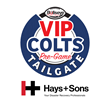 Hays + Sons Restoration Company Announced as Title Sponsor of Bullseye Event Group's Colts VIP Tailgate