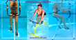 Presentation of Aquaness by Wike-Up! Aquabikes - Aquabiking in the Comfort of Your Own Pool