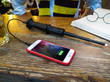 The CELLder Wand Launches on Kickstarter – Phone Charging Just Got Magical