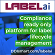 DDi's Patent-pending LABELai has New Version for Cloud to Address Labeling Challenges Effectively