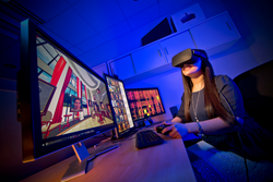 University of Maryland researchers conducted one of the first in-depth analyses on whether people recall information better through virtual reality, as opposed to desktop computers.