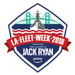 Amazon Prime Original Series 'Tom Clancy's Jack Ryan' Will Be Presenting Sponsor Of L.A. Fleet Week® 2018