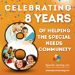 Special Learning, Inc. Celebrates its 8th Year of Helping Autism Communities Around the World